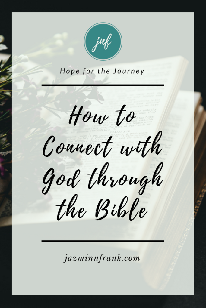 Connect with God Pinterest