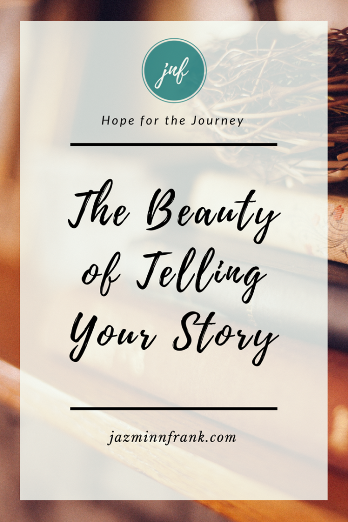 Telling My Story