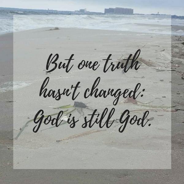 God is Still God