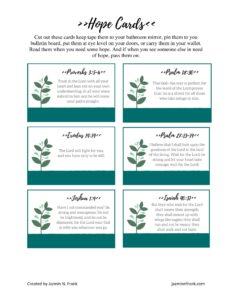Hope Cards Image
