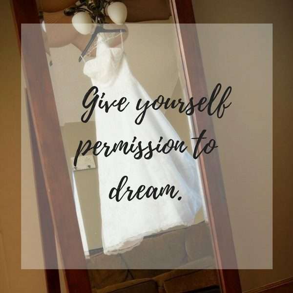 Permission to dream
