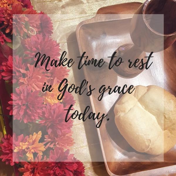sabbath the importance of rest