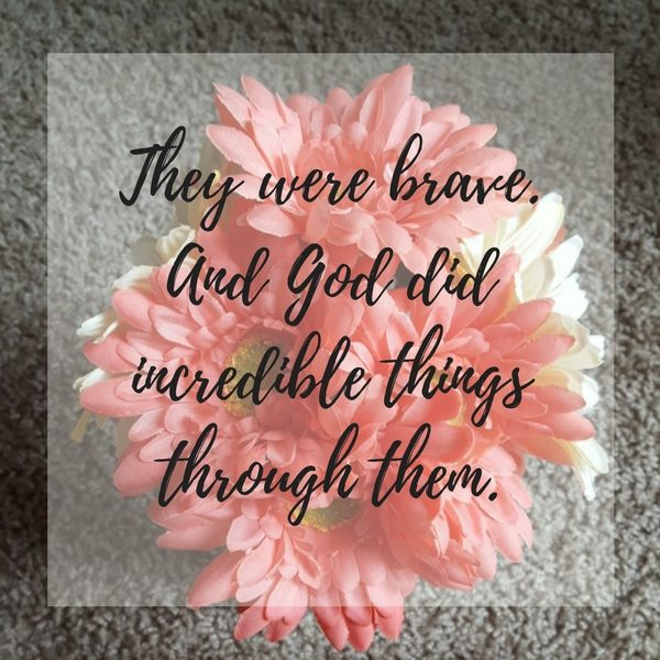 The Brave Thing