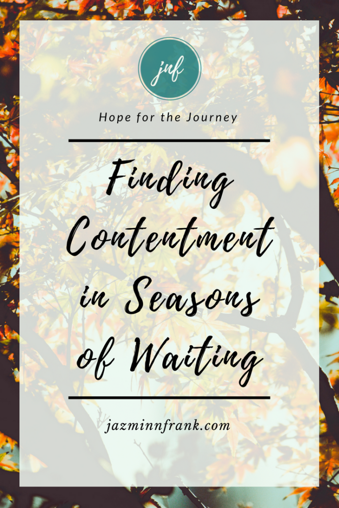 A Lesson in Waiting Well