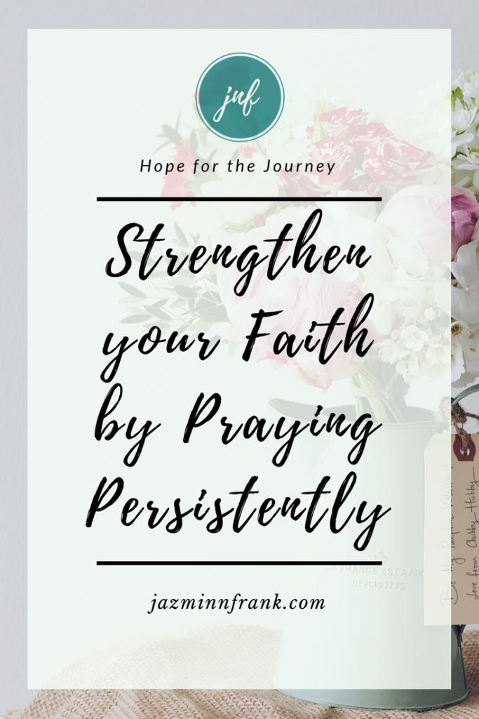 Persistent Prayer Pinterest