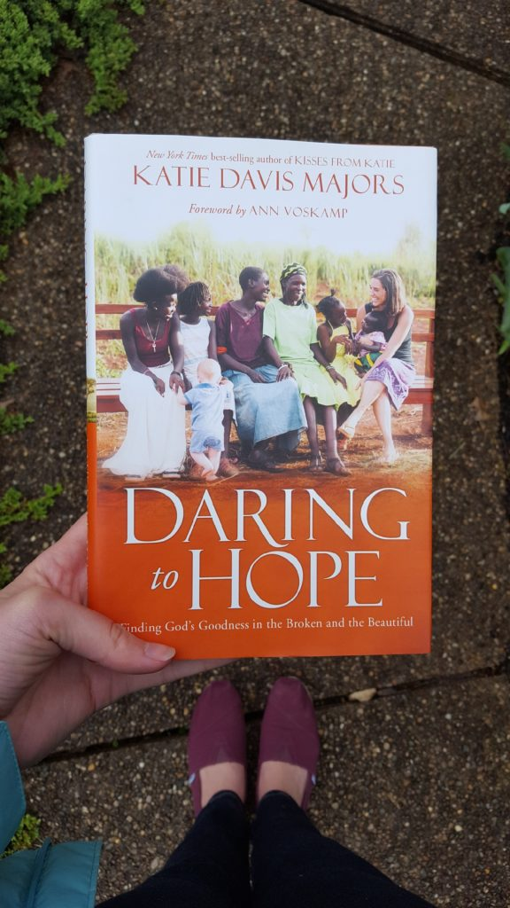 Daring to Hope Cover