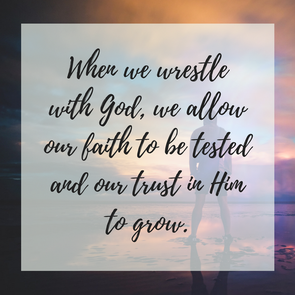 wrestling with god quote
